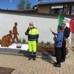 Le vittime del Covid hanno un nuovo monumento