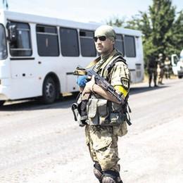 LODI Arrestato 28enne, combatteva come mercenario nella guerra del Donbass