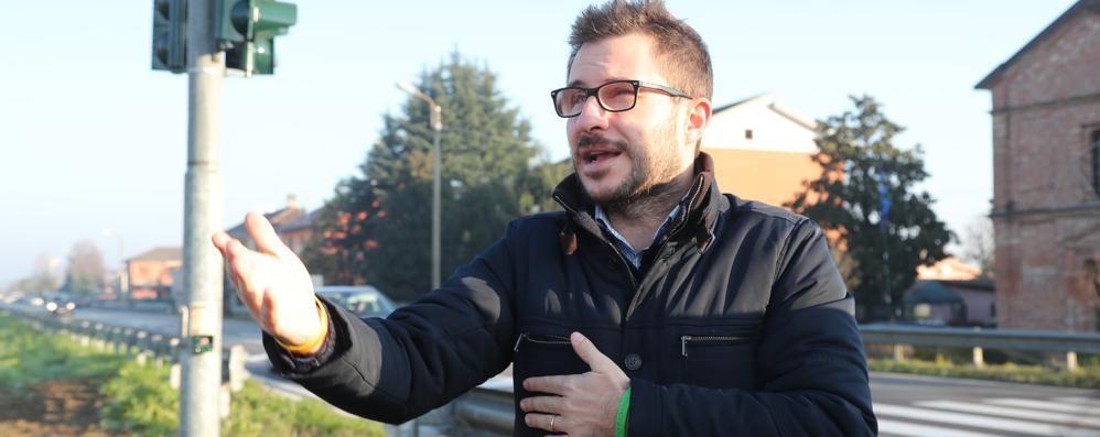 MASSALENGO Aggredito il sindaco Serafini. Solidarietà da Guidesi. Augussori: «Azione da perseguire»