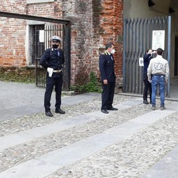 Melegnano, in 231 per due posti da vigile urbano