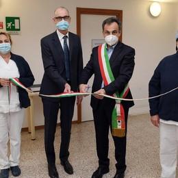 Melegnano, inaugurato il nuovo centro sanitario