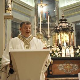 Mercoledì mattina l'ultimo saluto al parroco di Borghetto don Alfonso Rossetti