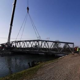 MONTANASO Lavori finiti due mesi fa, ma il ponte è ancora chiuso
