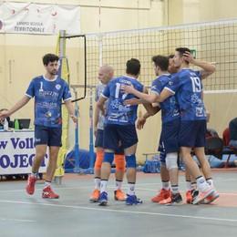 Pallavolo, il Vizzolo sale ancora in Serie C maschile