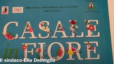 Casale in fiore, prima edizione