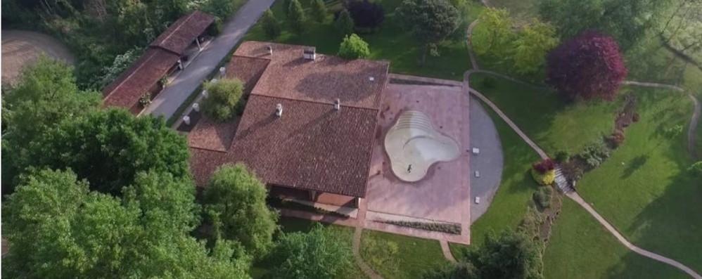 """GALGAGNANO La grande villa Innocenti """"congelata"""" dal Parco Adda"""