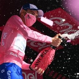 Giro d'Italia, Attila dall'Ungheria si veste di rosa