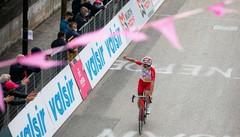 Giro d'Italia, Lafay sprinta sull'ultima salita