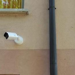 Lodi, attive le telecamere alle scuole medie