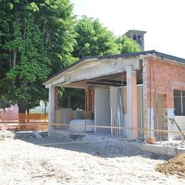 LODI Vanno avanti i lavori per il dormitorio Caritas di via Battisti