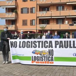 Paullo, la Regione chiede chiarimenti al Comune sulla logistica