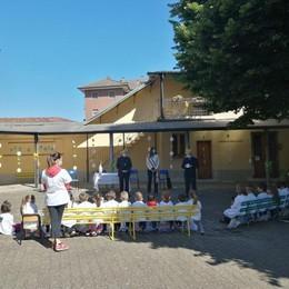 VIDEO MULAZZANO Dalla scuola dell'infanzia mille euro per il nuovo dormitorio di Lodi