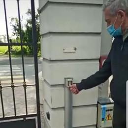 ZELO Una donna resta chiusa nel cimitero e si sente male