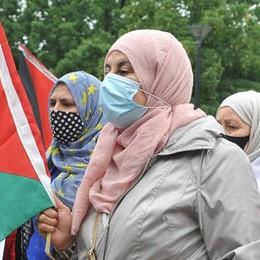 LODI Manifestazione per il popolo palestinese