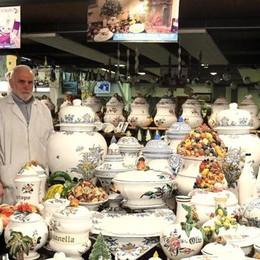 Nel Tg dell'Unione artigiani la Ceramica Vecchia Lodi GUARDA IL VIDEO
