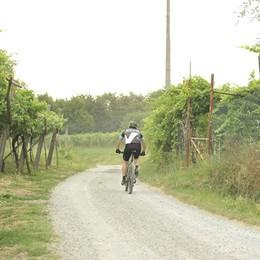 SAN COLOMBANO Un altro schianto in mountain bike, ciclista 58enne cade sulle colline