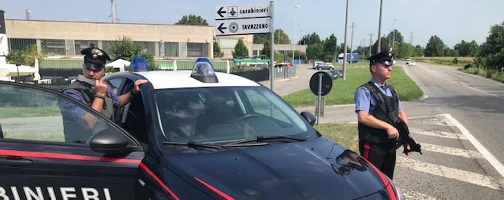 Allarme per un'auto sospetta, scatta l'inseguimento per le vie di Sordio