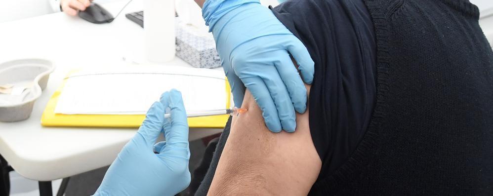 Casi di Covid ai minimi, in due giorni 6mila vaccini nel Lodigiano