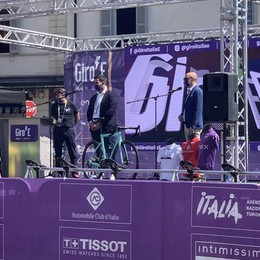 Ciclismo, a Casalpusterlengo la febbre per il Giro-E