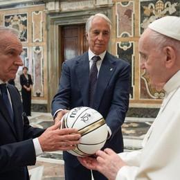 La Fip compie 100 anni e festeggia con Papa Francesco