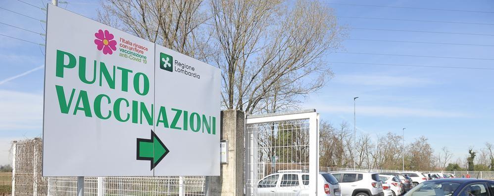 Nel Lodigiano la campagna di vaccinazioni torna a correre