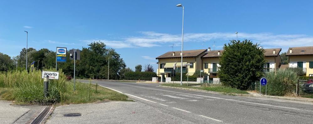 Abitazioni e un supermercato: un nuovo quartiere a Sant'Angelo