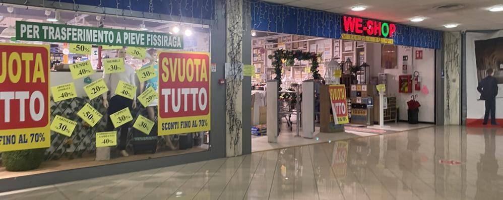 Al MyLodi chiude l'ultimo negozio, nel futuro ci sono nuovi uffici