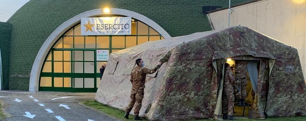 «Anche in autunno l'Esercito potrà tornare nel Lodigiano»