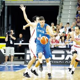 Basket, Gallinari alle Olimpiadi