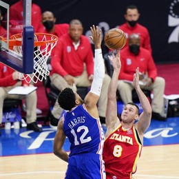 Basket Nba, Gallinari e Atlanta mettono la freccia