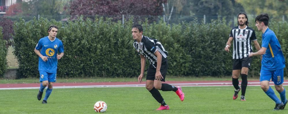 Calcio, il Fanfulla conferma anche Federico Baggi