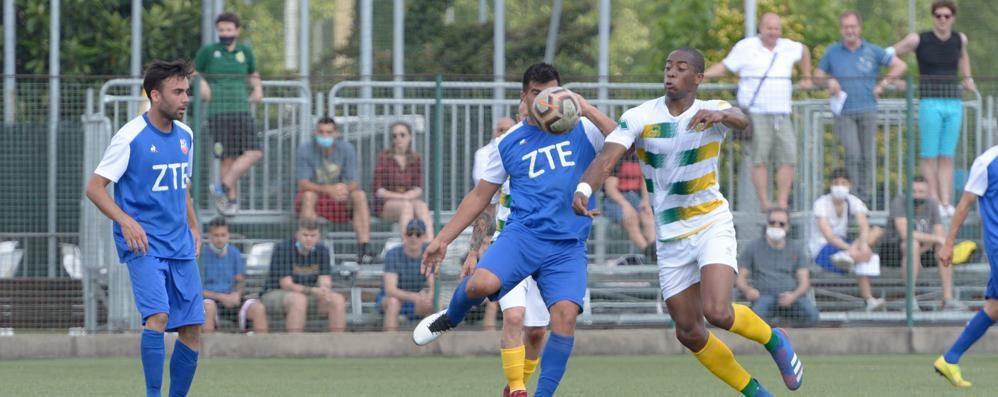 Calcio, il Sant'Angelo espugna Codogno e vola in testa alla classifica