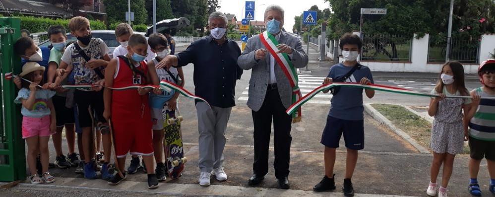 CERRO Raddoppia il parco di Riozzo, sogno di bambini e ragazzi