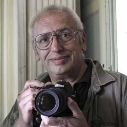 Codogno, se n'è andato il fotoreporter Franco Gazzola