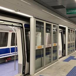 Conto alla rovescia per l'arrivo della metropolitana all'aeroporto di Linate