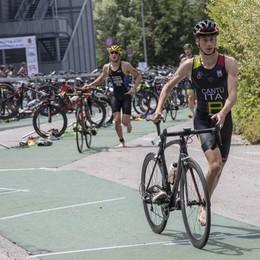 """Domenica torna a Lodi il """"Triathlon Sprint del Barbarossa"""""""
