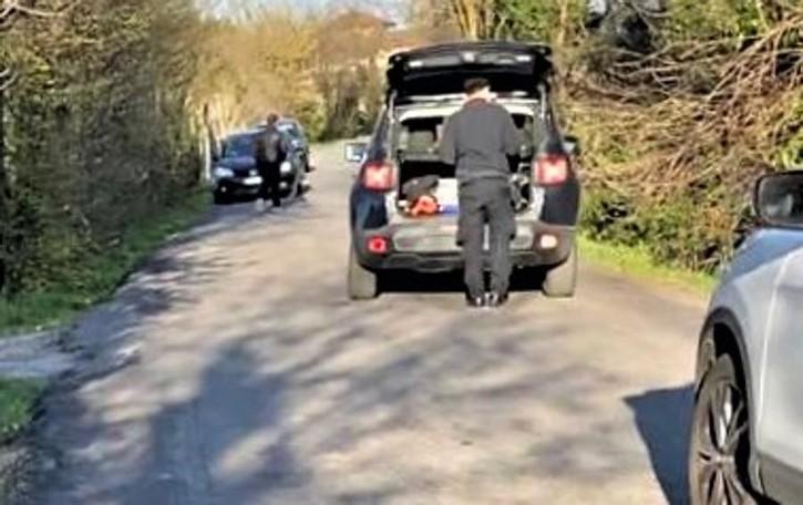 """Droga in collina, i carabinieri controllano il traffico di """"clienti"""" tra Graffignana e Miradolo"""