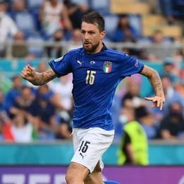 Europei di calcio, Acerbi ancora titolare in Italia-Austria