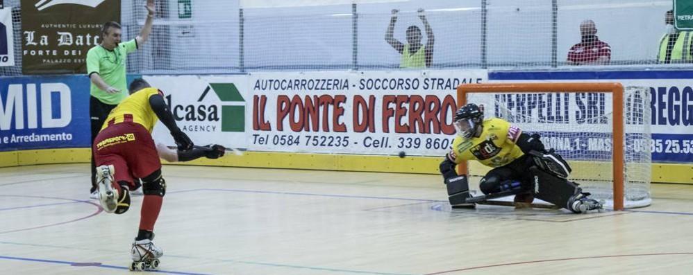 Hockey, l'Amatori e quel feeling con i rigori a Forte dei Marmi