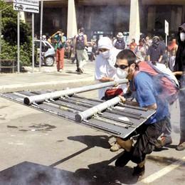 I lodigiani nell'inferno del G8 di Genova