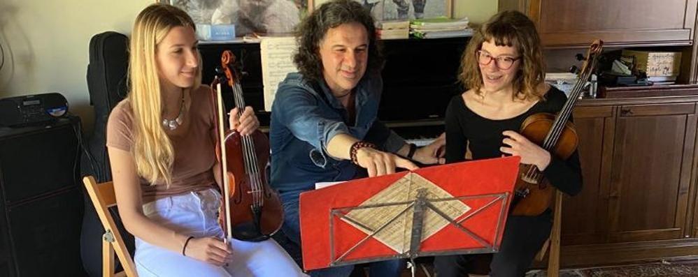 """La musica diventa """"da asporto"""" con l'Ensemble Giovani Armonie di Casale"""