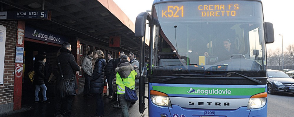 L'Agi mette le telecamere sui bus
