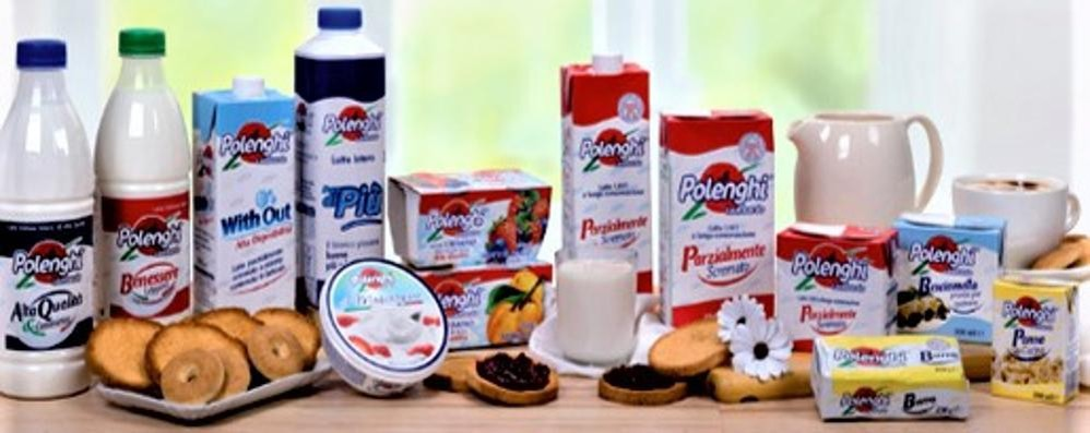 LODI Newlat investe sul marchio Polenghi: raddoppiata la linea del mascarpone