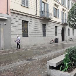 LODI Nuova pavimentazione in corso Vittorio Emanuele
