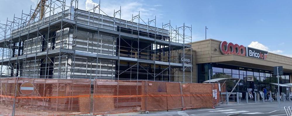 Lodi, sarà inaugurata in autunno la nuova farmacia accanto alla Coop
