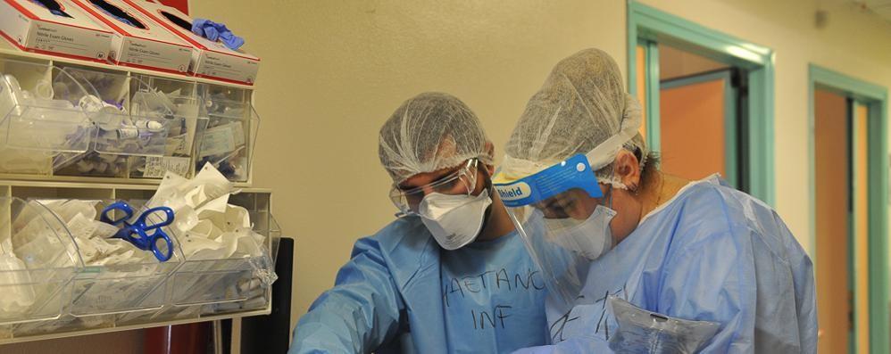 Lodigiano, 15 i nuovi contagiati