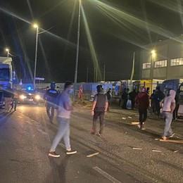 Logistica, i Cobas manifestano ancora a Tavazzano