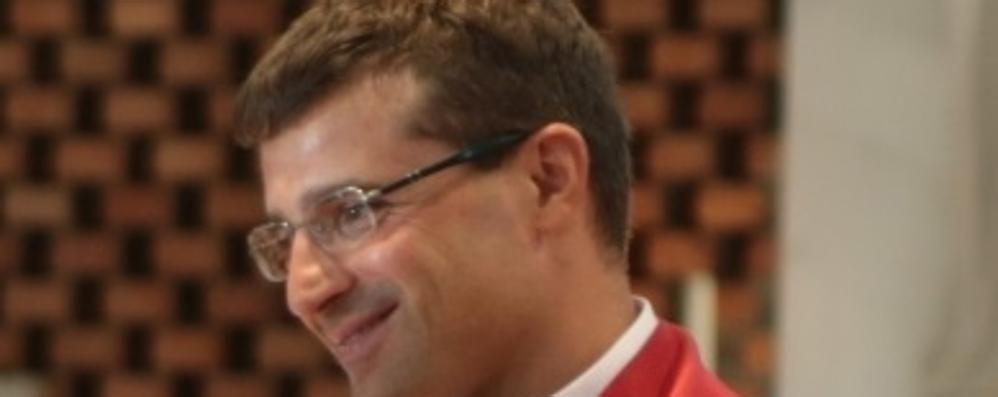 MELEGNANO Un nuovo prete per l'oratorio San Giuseppe