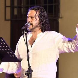 Mino Manni scende all'inferno in compagnia di Dante Alighieri
