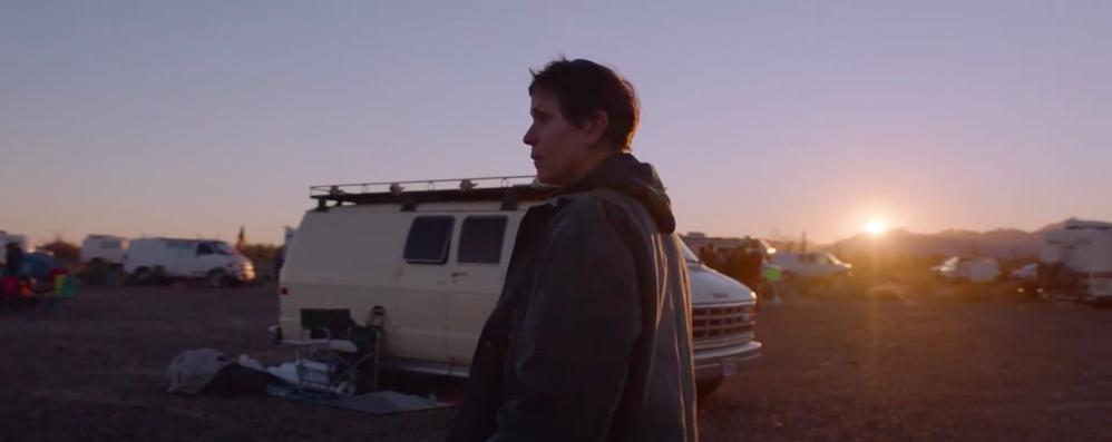 Nomadland: un viaggio da premio Oscar